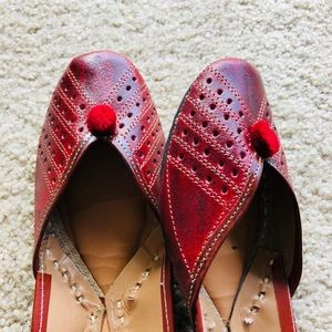 Shoes - New 2018 ! Wine and Dine Jutti